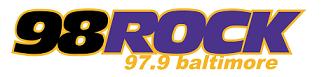 98 rock baltimore