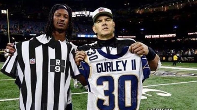gurley and ref